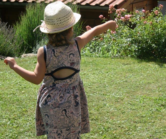 So ein schönes Mädchenkleid - Soleil