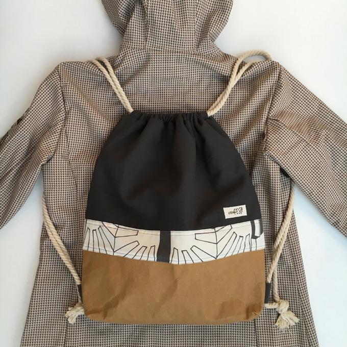 Zu jeder Jacke den passenden Turnbeutel?