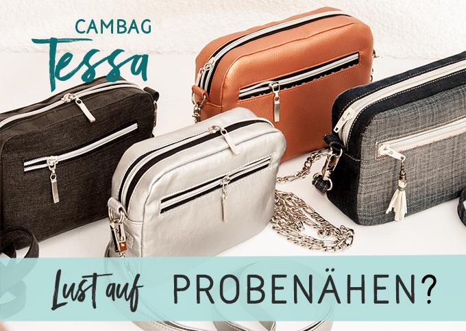 Cambag Tessa – Probenähen