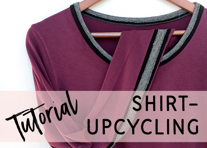 Shirt-Upcycling