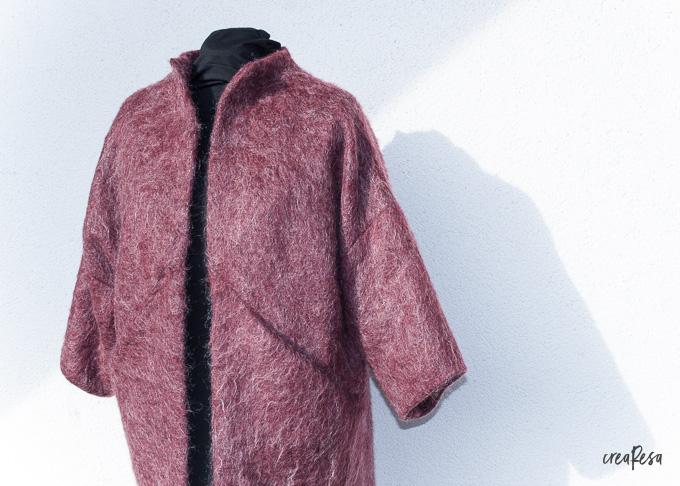 Oversize Mantel – Sapporo Coat