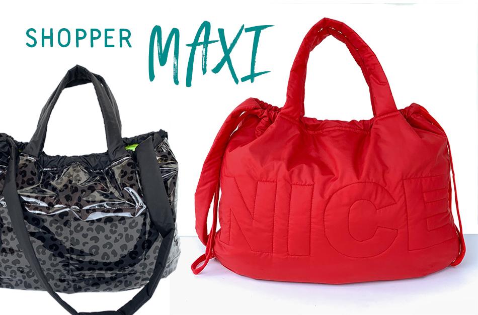 Shopper Maxi – Schnittmuster