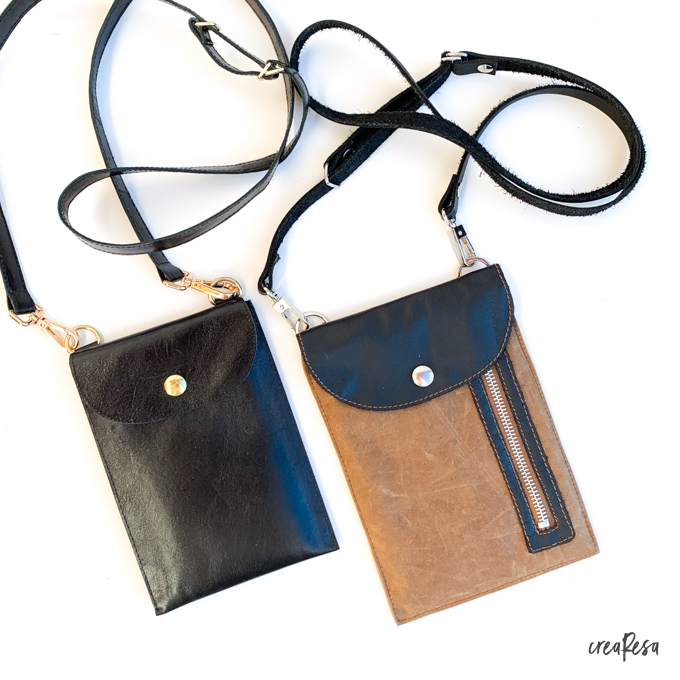 Crossbody Bag in zwei Größen