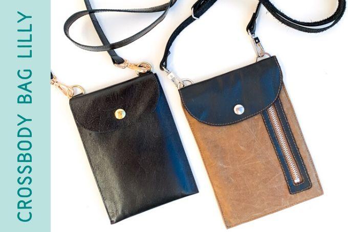 Crossbody Bag Lilly – Schnittmuster